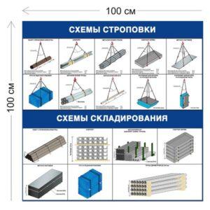 Схемы складирования ССГ02